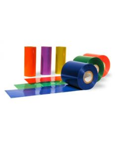 4.33in x 984ft (110.0mm x 300m), Thermal Transfer Ribbons, Zebra, Ink OUT, General Purpose Wax, 24 Rolls/Case, Price/Case - 17110213
