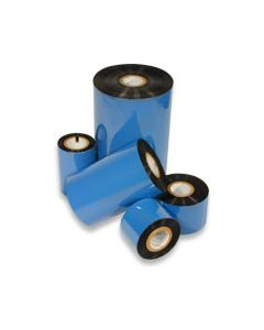 4.33in x 298ft (110.0mm x 91m), Thermal Transfer Ribbons, Zebra/Eltron TLP2242, Ink OUT, Half Inch Wax, 36 Rolls/Case, Price/Case - 17174813
