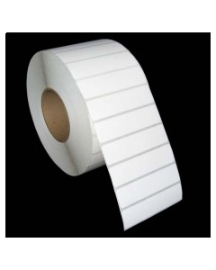 """4 x 1.5, 1-Across, Direct Thermal Labels, Premium, White, Paper, Removable, perf, Core ID/OD 1""""/4"""", 960/Roll, 12 Rolls/Case, 11520/Case, Price/Case - RDE-4-15-960-1"""