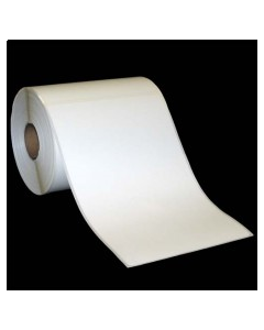"""4 x 6, 1-Across, Thermal Transfer Labels, White, Paper, Perm, perf, Core ID/OD 1""""/4"""", 250/Roll, 16 Rolls/Case, 4000/Case, Price/Case - 4060DD1T10"""